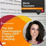 Research Paper: The Self-Determination Theory (SDT) In Health Coaching