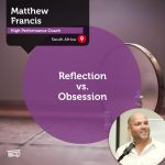 Power Tool: Reflection vs. Obsession