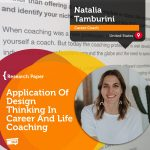 Research Paper: Application Of Design Thinking In Career And Life Coaching