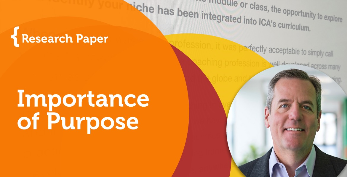 Research Paper: Importance of Purpose