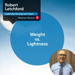 Power Tool: Weight vs. Lightness