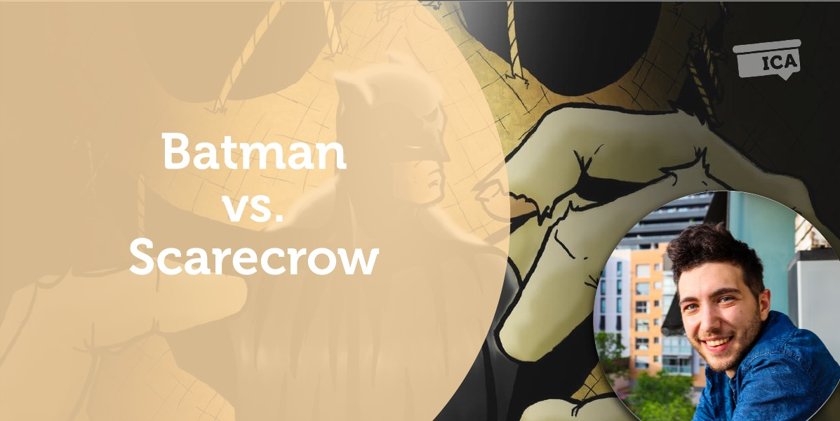 Power Tool: Batman vs. Scarecrow