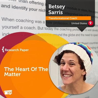Betsey Sarris Coaching Research Paper