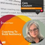 Research Paper: Coaching To Build Resiliency