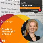 Research Paper: Creating Meaningful Change