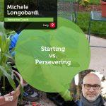 Power Tool: Starting vs. Persevering
