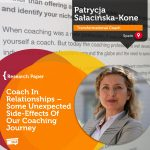 Research Paper: Coach In Relationships – Some Unexpected Side-Effects Of Our Coaching Journey