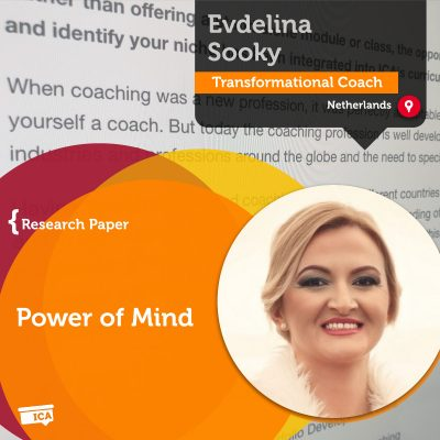 Power Of Mind Evdelina Sooky_Coaching_Research_Paper
