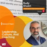 Research Paper: Leadership, Culture, And Coaching