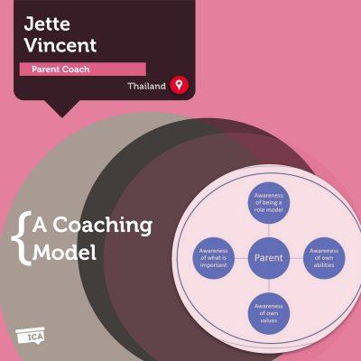 Parent Coaching Model Jette Vincent