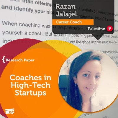 Coaches in High-Tech Startups