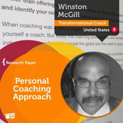 Personal Coaching Approach Winston McGill_Coaching_Research_Paper