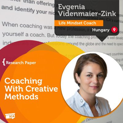 Coaching With Creative Methods Evgenia Videnmaier-Zink_Coaching_Research_Paper