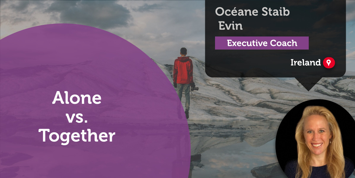 Alone vs. Together Océane Staib Evin-Zink_Coaching_Tool