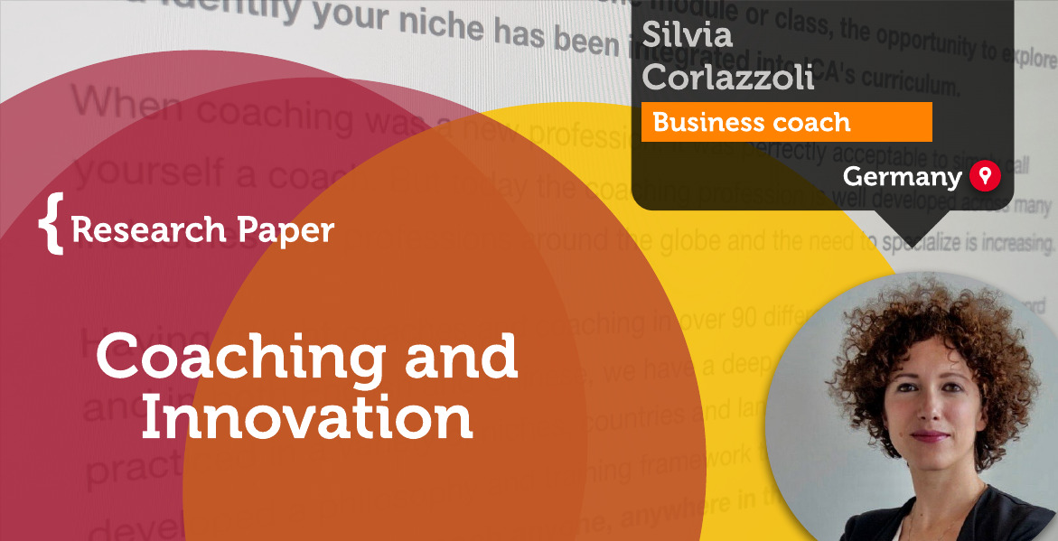 Coaching and Innovation