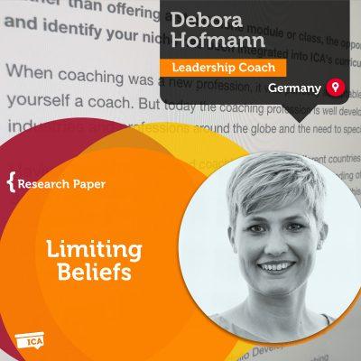 Limiting Beliefs Debora Hofmann_Coaching_Research_Paper