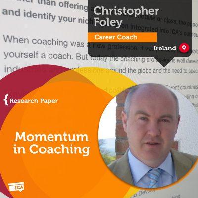 Momentum in Coaching Christopher Foley_Coaching_Research_Paper