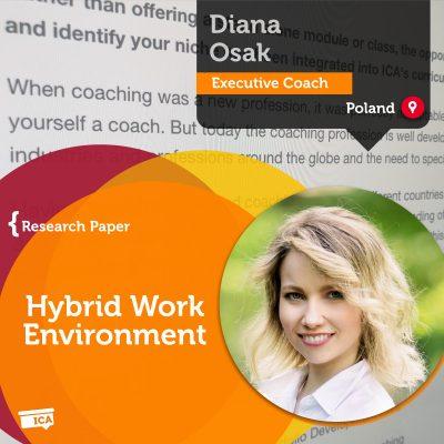 Hybrid Work Environment Diana Osak_Coaching_Research_Paper