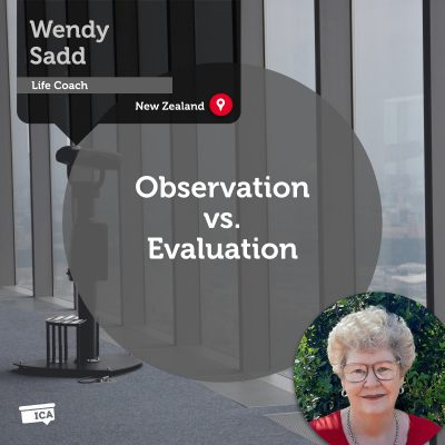Observation vs. Evaluation Wendy Sadd_Coaching_Tool