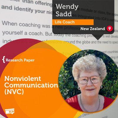 Nonviolent Communication (NVC) Wendy Sadd_Coaching_Research_Paper